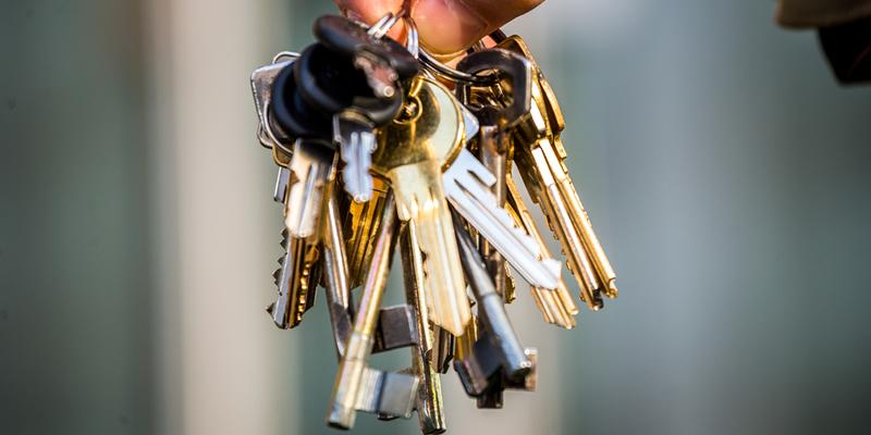 llaves pisos alquiler