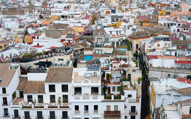 Azoteas de Sevilla