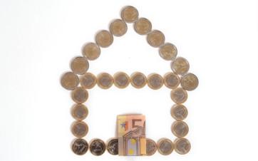 casa en alquiler hecha con dinero