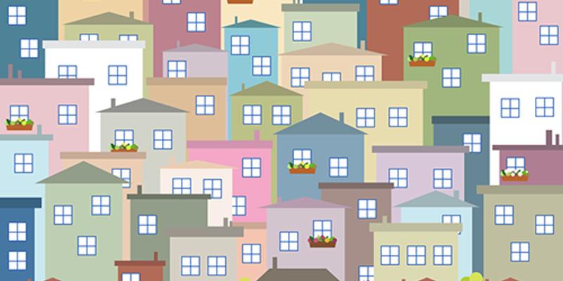 edificios en comunidad de vecinos