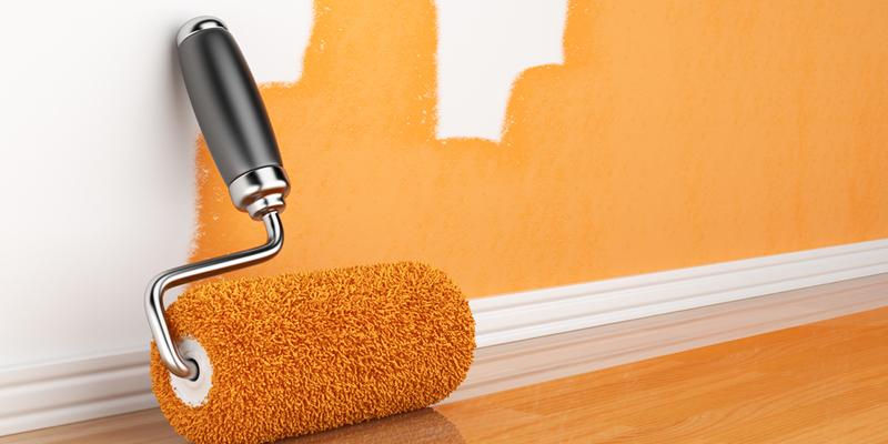 pintura en piso en alquiler