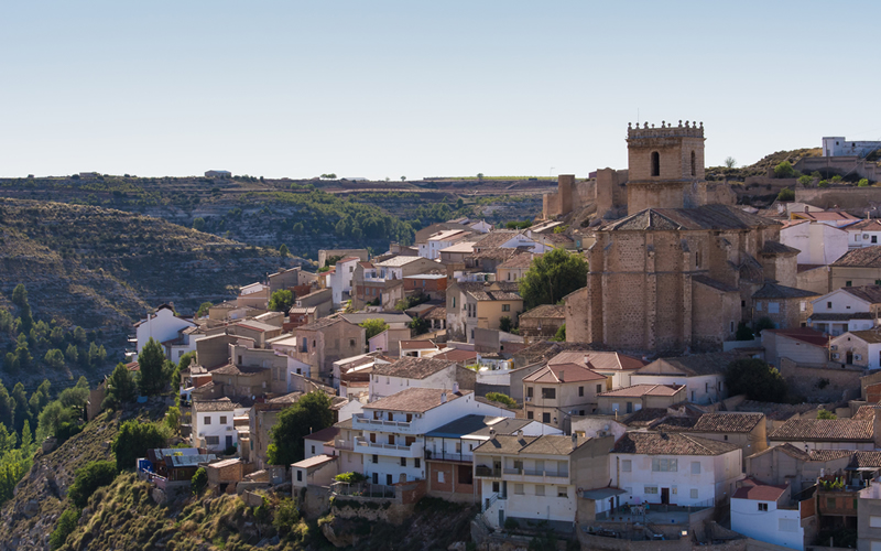 Jorquera, Toledo en Castilla-La Mancha