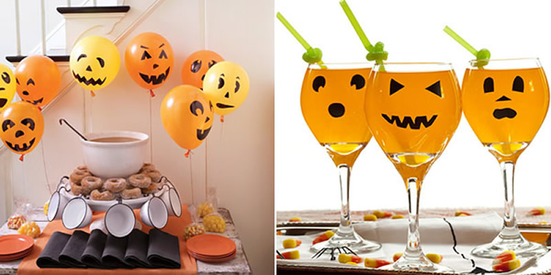 Ideas para decorar tu casa por halloween for Decoracion fiesta halloween
