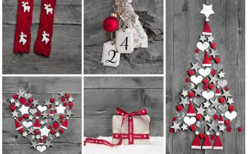 decoración navidad pisos pequeños