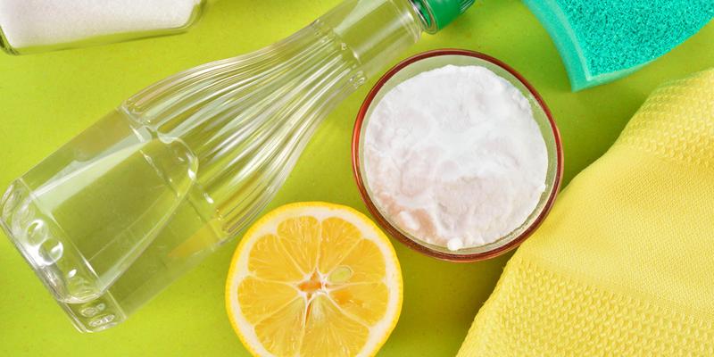 limpiar natural la casa