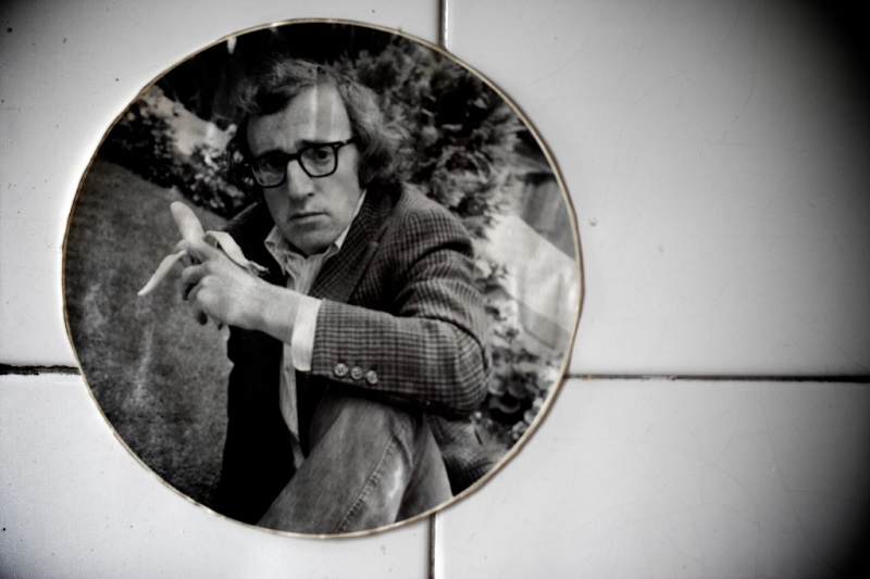 La decoración en las casas de Woody Allen