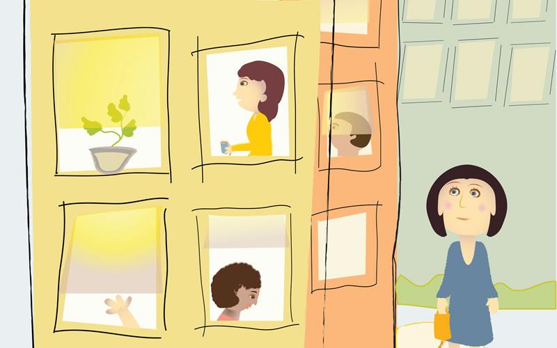 comunidad vecinos en pisos en alquiler