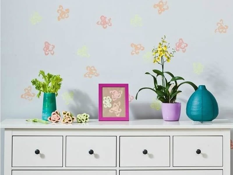 decorar paredes low cost con pintura