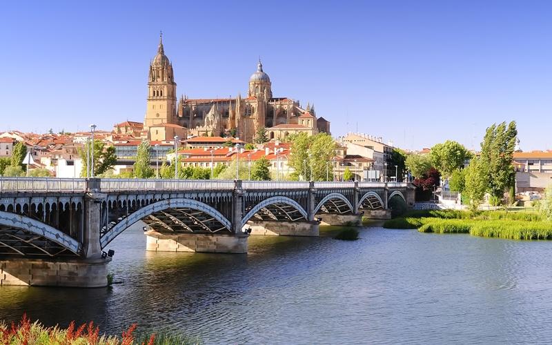 Salamanca en Castilla y León