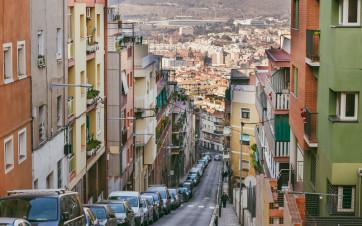 Barrio de Barcelona