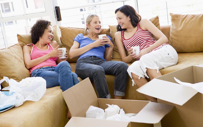 compartir piso en alquiler