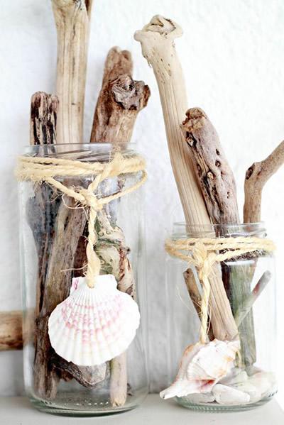 decorar casa con cosas de mar