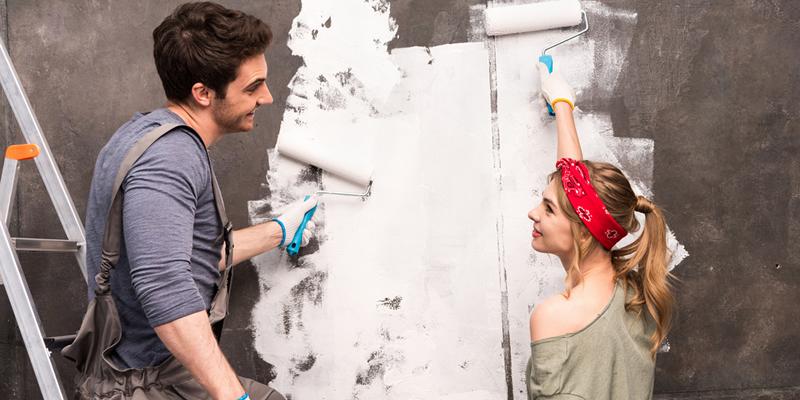 pintar piso en alquiler al dejarlo