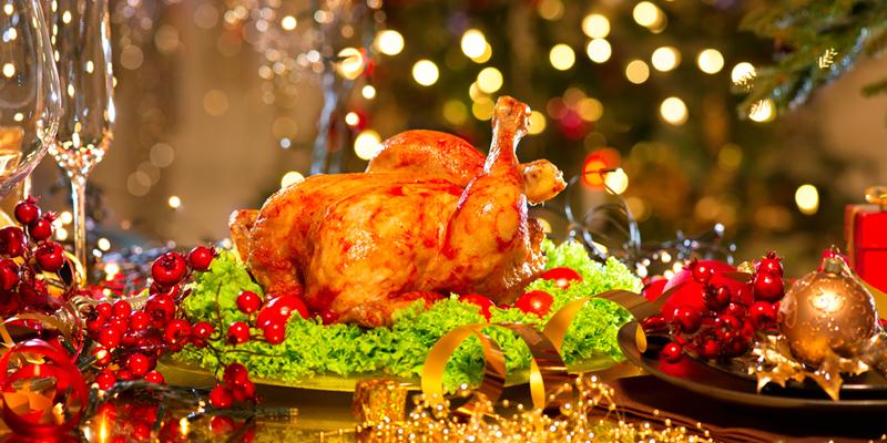 carne en navidad