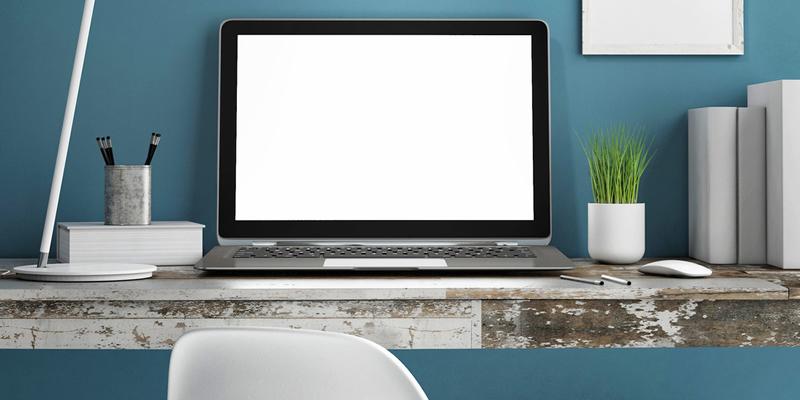ordenador en piso en alquiler