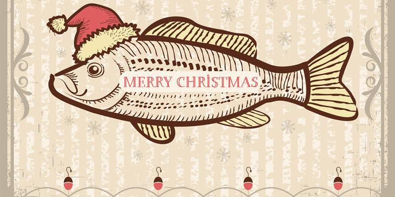 pescado navidad