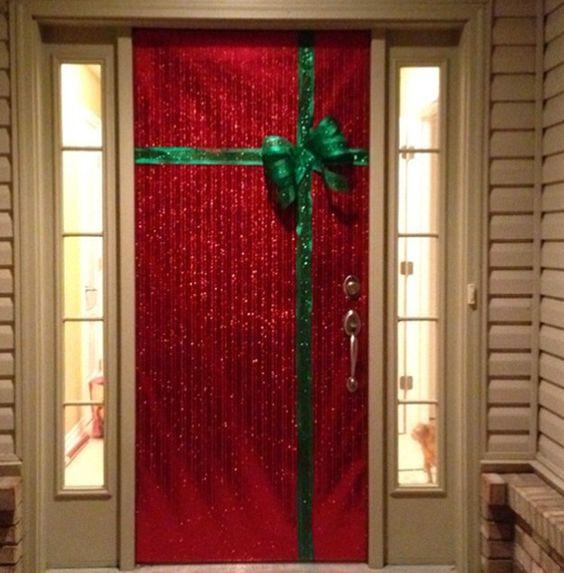 puerta navidad 3