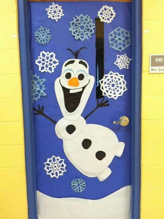 puerta navidad 4