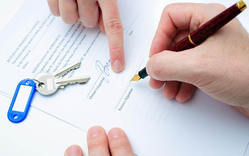 contrato alquiler piso