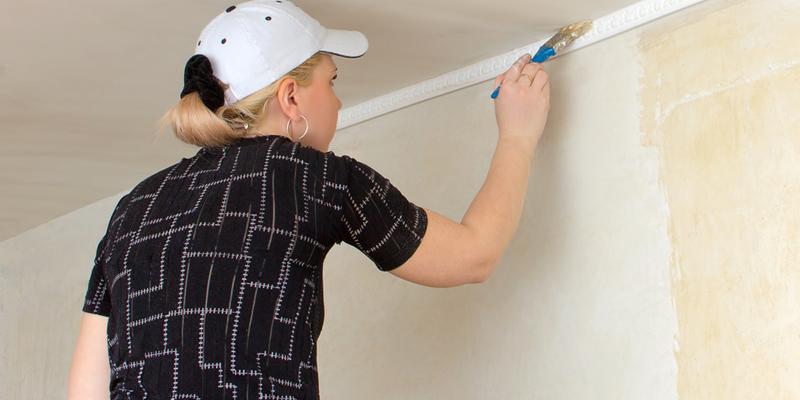 pintando piso en alquiler