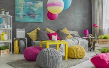 pintar muebles en casa