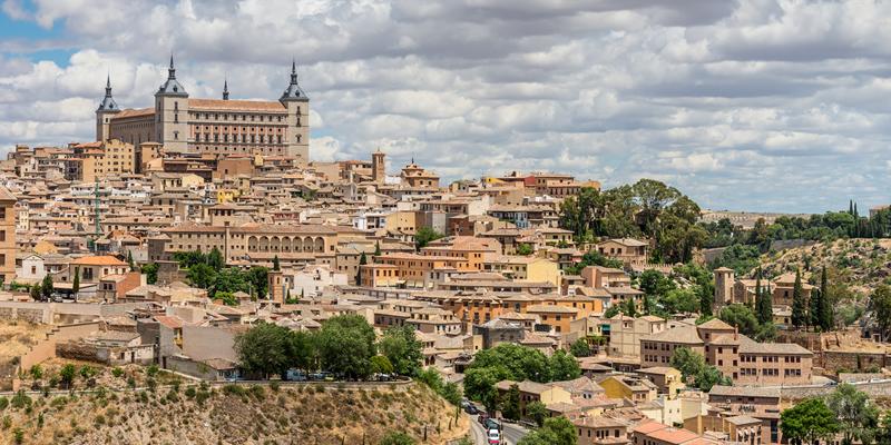 Vistas de Toledo - Haya