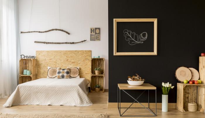 Dormitorio DIY