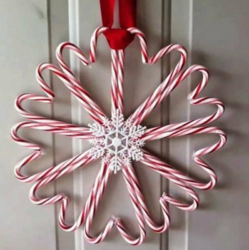 deco puerta navidad