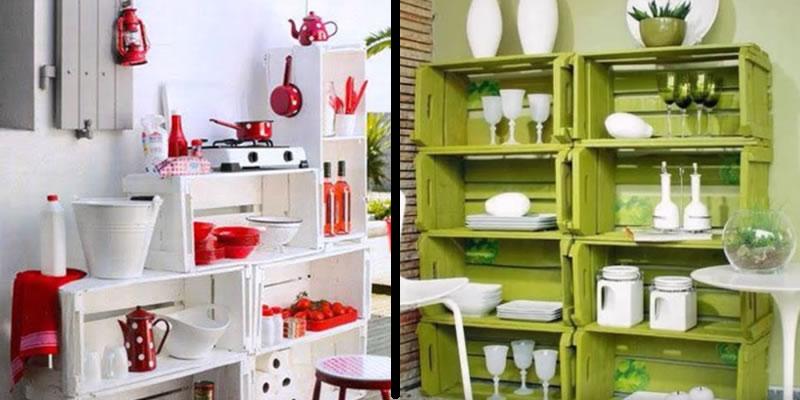 DIY mueble reciclar