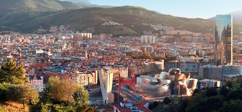 Panorama de Bilbao