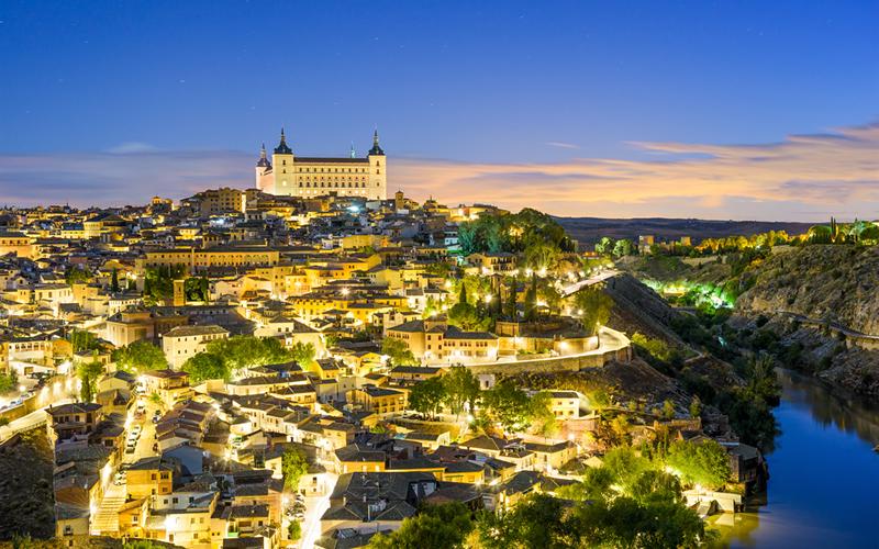 Toledo en Castilla-La Mancha