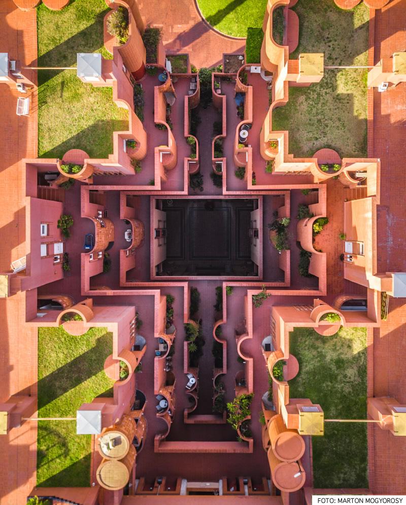 Barcelona desde un dron 3