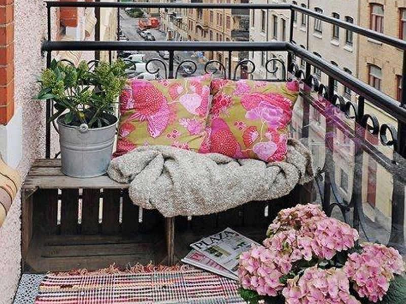 Muebles para balcnes pequenos 2
