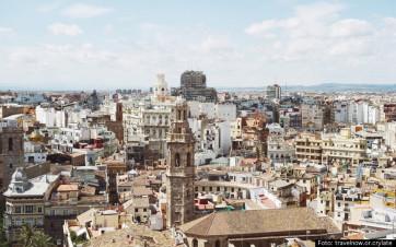 Vista de Valencia